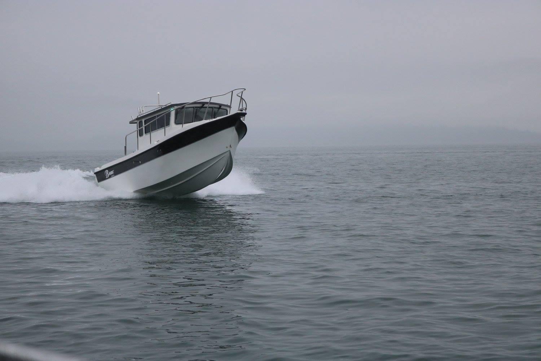 BAMF Boats - Crafstmanship speaks for itself